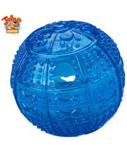 """Игрушка для собак """"Мяч для развлечения и угощения"""",8,2 см"""