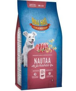 Для взрослых собак всех пород Говядина и овёс Beef-oat