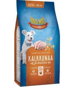 Для взрослых собак всех пород индейка и овёс Turkey-Oat