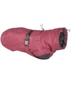 Тёплая куртка для собак Hurtta Expedition Parka размер 20 (длина спины 20см) Красная (933719)