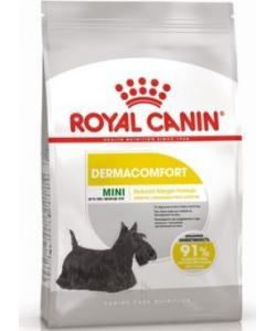 Для собак малых пород склонных к раздражению кожи и зуду Mini Derma Comfort
