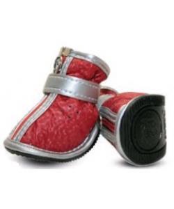 Ботинки для собак 4 шт. размер 7 (067YXS)