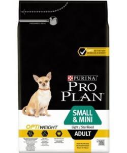 Лайт Для взрослых собак Мелких пород, низкокалорийный (Adult Light Small&Mini)