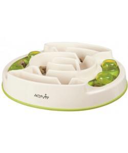 Развивающая игрушка для собак и кошек Activity Slide & Feed, 30*27 см (32036)