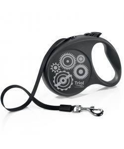 Поводок-рулетка для собак Flexi Joy Motor M 5м до 25кг, лента