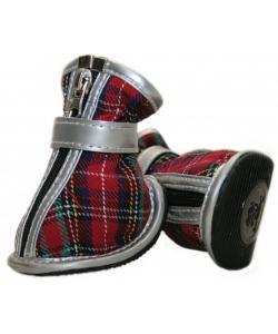 Ботинки для собак 4 шт. размер 6 (077YXS)