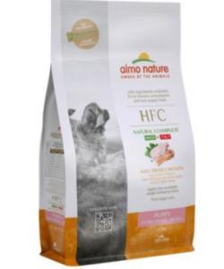 Корм для щенков карликовых и мелких пород, со свежей курицей (50% мяса)