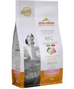 Корм для щенков средних и крупных пород со свежей курицей (50% мяса)