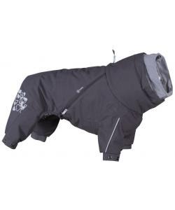 Комбинезон тёплый для собак Hurtta Extreme Overall размер 25S (длина спины 25см) Черный (933840)