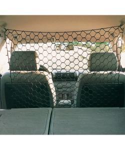 Сетка-барьер автомобильная 120*100см нейлон (1312)
