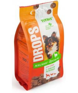Дропсы для собак с мясом ягненка