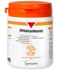 Ипакитине (ipakitine) при заболевании почек кошек и собак, 180г