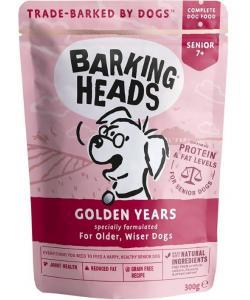 """Паучи для собак старше 7 лет """"Золотые годы"""", Golden Years"""