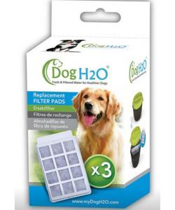Фильтры для автопоилок CatH2O и DogH2O, 3 шт.