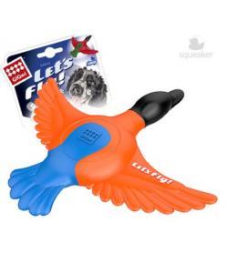 Игрушки для собак Утка для метания с пищалкой, 27см (75427)