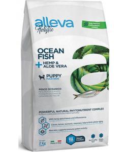 Holistic Dog сухой корм для щенков крупных пород, с океанической рыбой, Puppy/Junior Ocean Fish Maxi