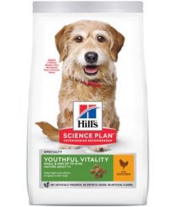 Для пожилых собак малых пород 7+ с курицей (Youthful Vitalitytm)