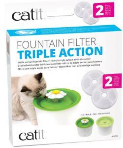 Catit 2.0. фильтр для поилки-фонтана, 2 шт. (H437452)