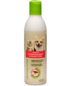 Фитоэлита шампунь инсектицидный для кошек и собак