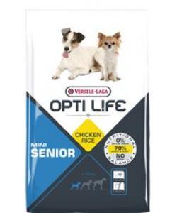 Для пожилых собак мелких пород (с курицей и рисом) Senior Mini