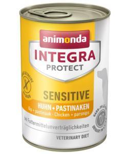 Консервы Integra для взрослых собак при пищевой аллергии с курицей и пастернаком (Sensitive)