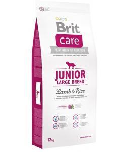 Care для щенков крупных пород от 25кг с ягненком и рисом (Junior Large Breed Lamb&Rice)