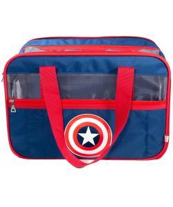 Сумка-переноска для животных Marvel Капитан Америка, 40*25*28см