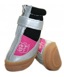 Ботинки для собак 4 шт. размер 6 (062YXS)