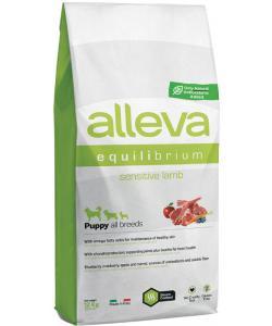 Equilibrium dog сухой корм для щенков (ягненок), Puppy Sensitive Lamb All Breeds