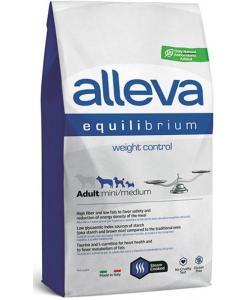 Equilibrium Dog сухой корм для взрослых собак мелких и средних пород, для контроля веса, Weight ControlAdult Mini/Medium