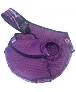 Сумка-переноска для животных «Слинг» через плечо