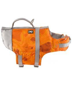Жилет спасательный для собак Life Savior Оранжевый камуфляж, 0-5кг