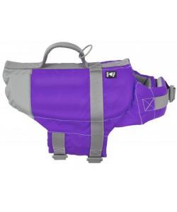 Жилет спасательный для собак Life Savior Фиолетовый, 0-5кг