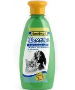 """Шампунь """"Бактерицидный"""" для кошек и собак, календула"""