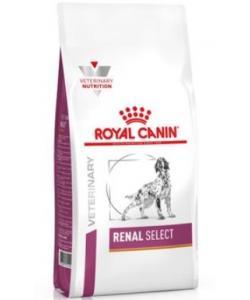 Для собак с пониженным аппетитом при хронической почечной недостаточности (Renal Select canin)