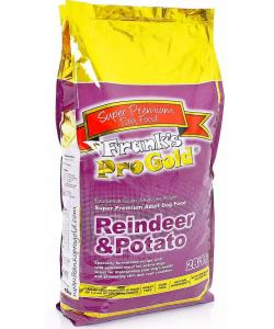 Для собак с чувствительным пищеварением : оленина и картофель (Reindeer/Potatoe)
