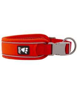 Ошейник Hurtta Weekend Warrior Collar, размер 25-35, Тёмно-оранжевый