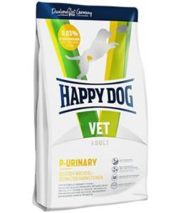 P-Urinary ветеринарная диета для собак при МКБ оскалатного типа