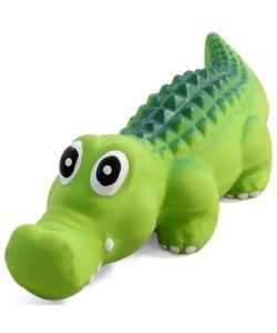 """Игрушка """"Крокодильчик"""", из латекса, 20 см (LT234)"""