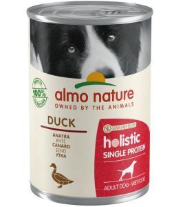 Консервы для собак с чувствительным пищевариением (монобелковый рацион) с уткой (Holistic Wet Dog Digestive help - Single Protein - Duck)