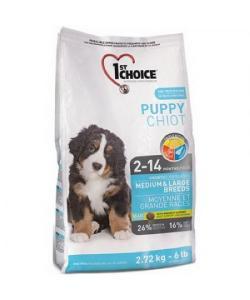 Для щенков средних и крупных пород (Puppy Medium&Large Breeds)
