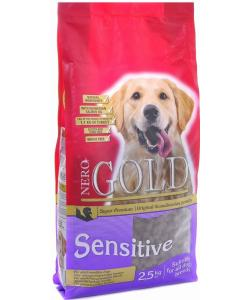 Для собак с чувствительным пищеварением с индейкой и рисом, Sensitive Turkey