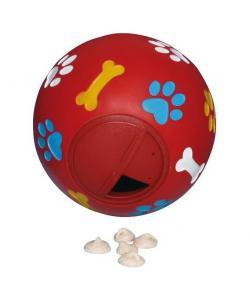 Игрушка для собак  Мячик для лакомств 11 см (3490)