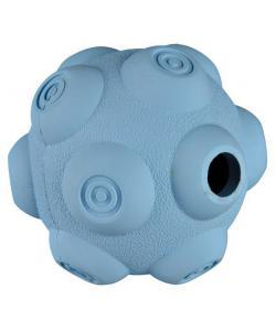 Игрушка для собак  Мячик для лакомств 9 см, резина (34812)