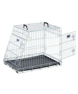 Клетка для транспортировки Автомобильная 76*53*61см  S3296