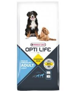 Облегченный для собак средних и крупных пород (с курицей и рисом) Adult Light Medium&Maxi