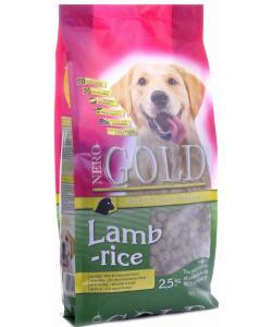Для взрослых собак с ягненком и рисом, Adult Lamb&Rice