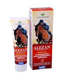Алезан Гель 2в1 для суставов: охлаждающе-разогревающий